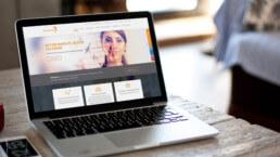Masthead Web design