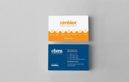 Nimblex Businesscard