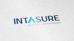 Intasure Logo Design