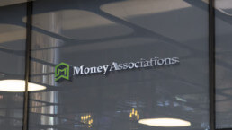 Money Association Logo design