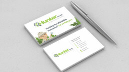 iHunter- businesscard