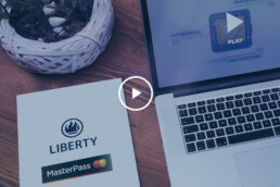 Liberty MasterPass Animation